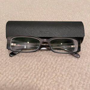 Prada Glasses + Case 👓